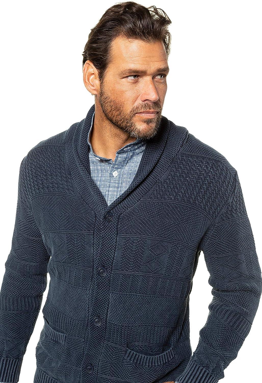 JP 1880 Mens Big /& Tall Sweater 723417