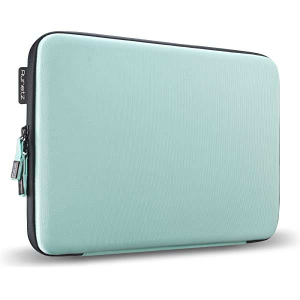 Amazon Com Runetz 15 Teal Hard Sleeve For Macbook Pro 15 4 With Or Without Retina Display Laptop Case Cover Teal Hot Blue Computers Accessories