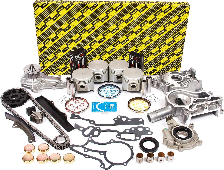 NEW 75-80 TOYOTA CELICA CORONA PICKUP 2.2L SOHC 20R ENGINE VALVE COVER GASKET