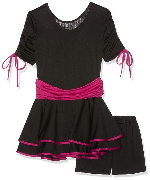 0ff5e1f20 Amazon.com  Children s Dance Dress Ballet Latin Rumba Samba Dress ...