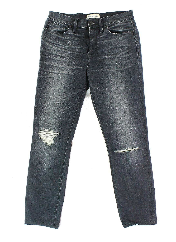Madewell Blue Women's 28X24 High Riser Skinny Jeans
