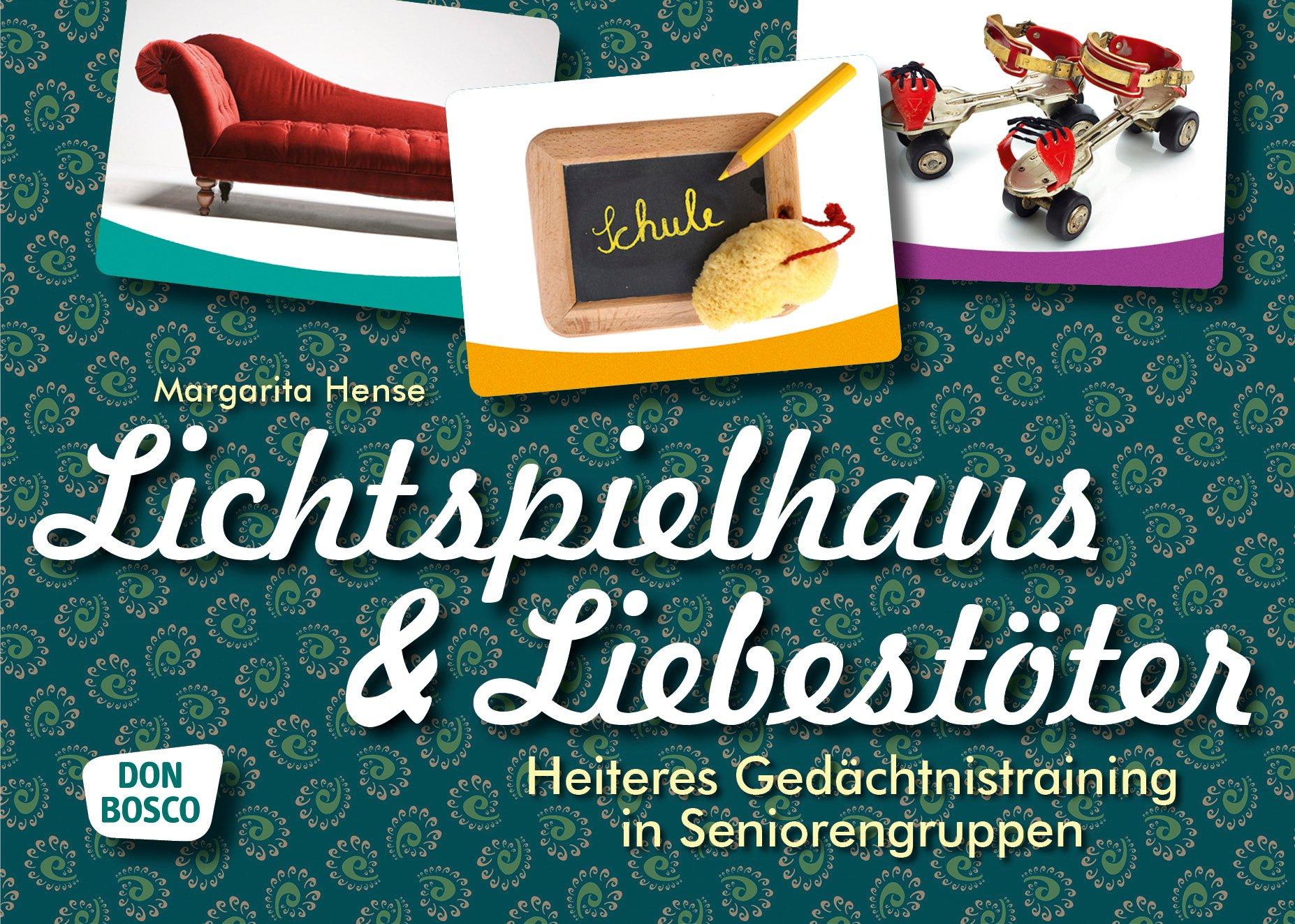 Lichtspielhaus & Liebestöter: Heiteres Gedächtnistraining in Seniorengruppen