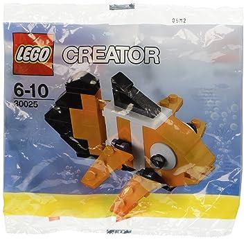 LEGO Creator: Clown Fish Establecer 30025 (Bolsas): Amazon ...