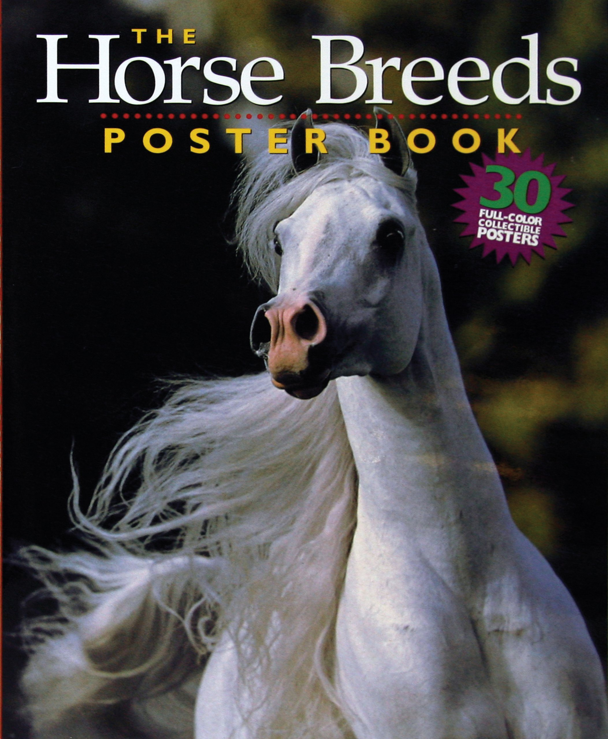 Download The Horse Breeds Poster Book pdf epub