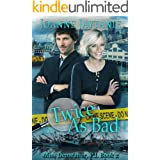 Twice As Bad (Miss Demeanor, P.I. Book 2)
