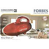 EUREKA FORBES Easy Clean Plus 800-Watt Handheld Vacuum Cleaner(Metallic Red/Black)