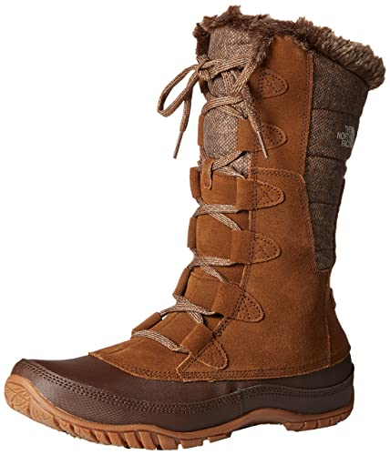 4a1342195 THE NORTH FACE Women's W Nuptse Purna Ankle Boots