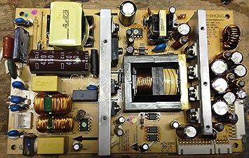 Amazon.com: Repair Kit, Hanns-G HG281D Power Supply Board, LCD ...