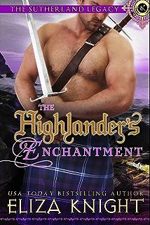 The Highlander's Secret Vow (The Sutherland Legacy Book 4