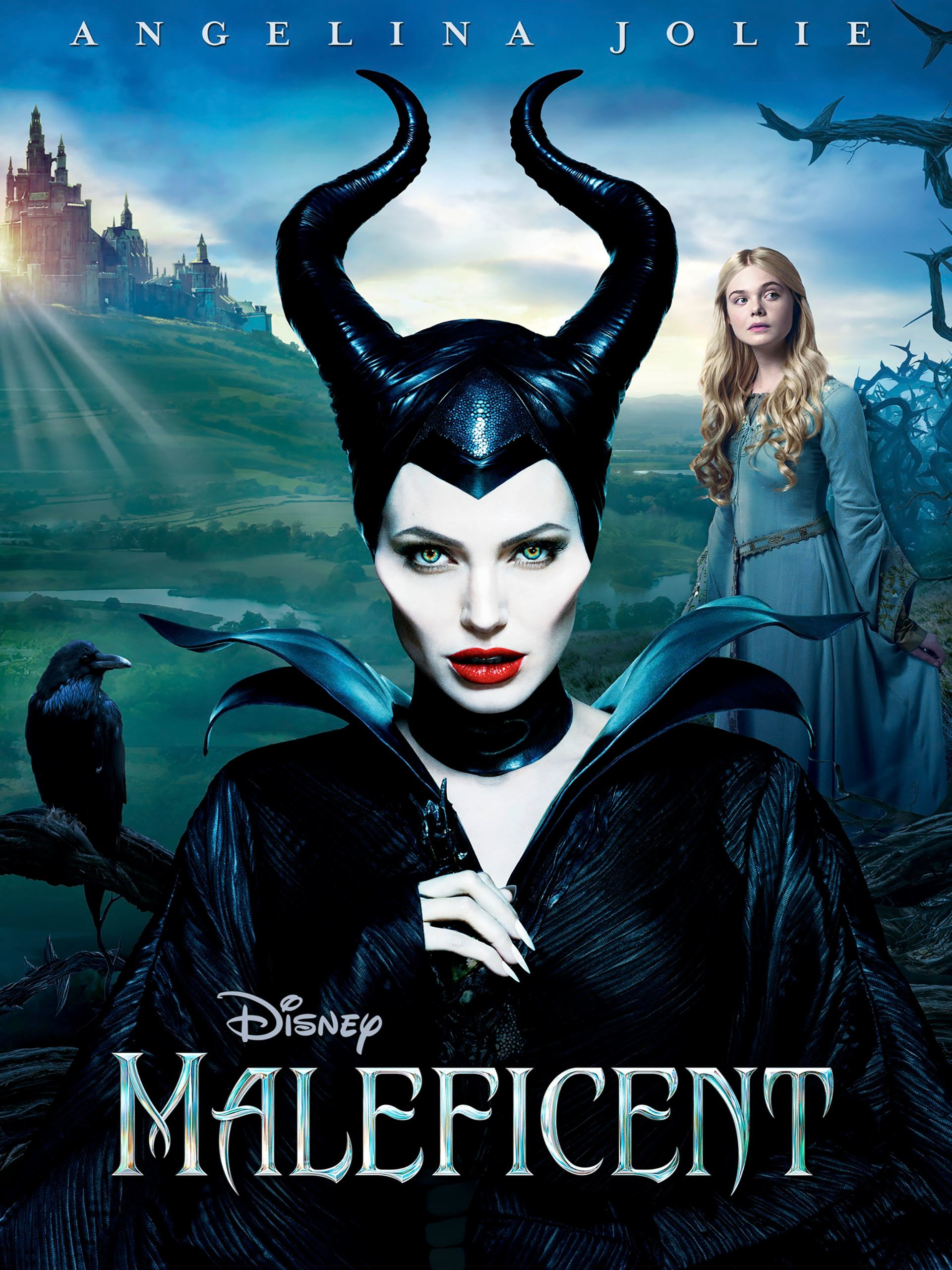 Amazon Com Maleficent Plus Bonus Features Angelina Jolie