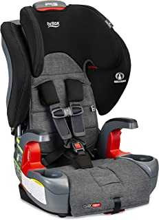 product image for Britax Grow with You ClickTight Harness-2-Booster Car Seat | 2 Layer Impact Protection - 25 to 120 Pounds, Stayclean Fabric with Nanotex Technology [New Version of Frontier]