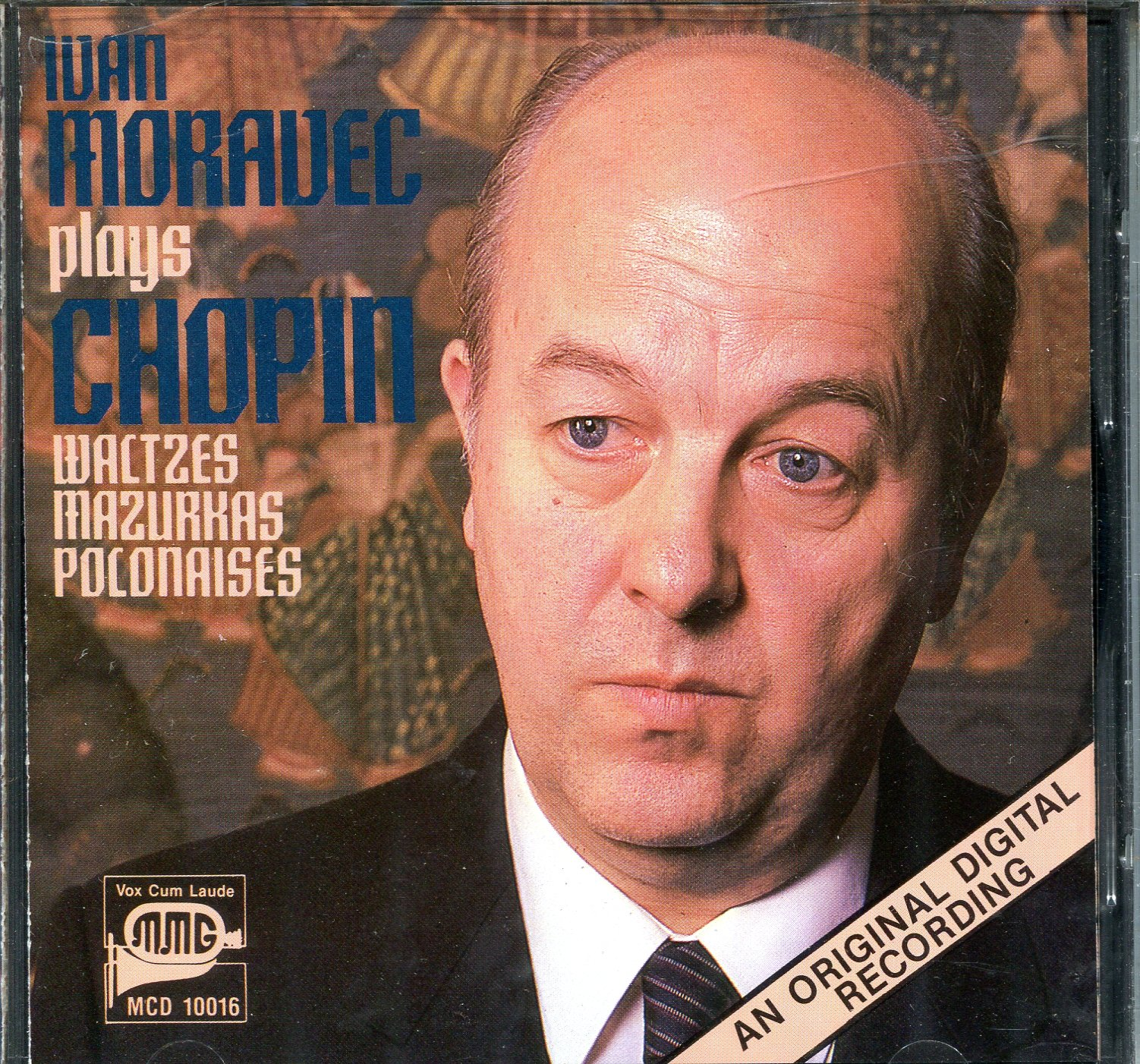 Ivan Moravec plays Chopin. Waltzes, Mazurkas, Polonaises. An Original Digital Recording by Vox Cum Laude MCD