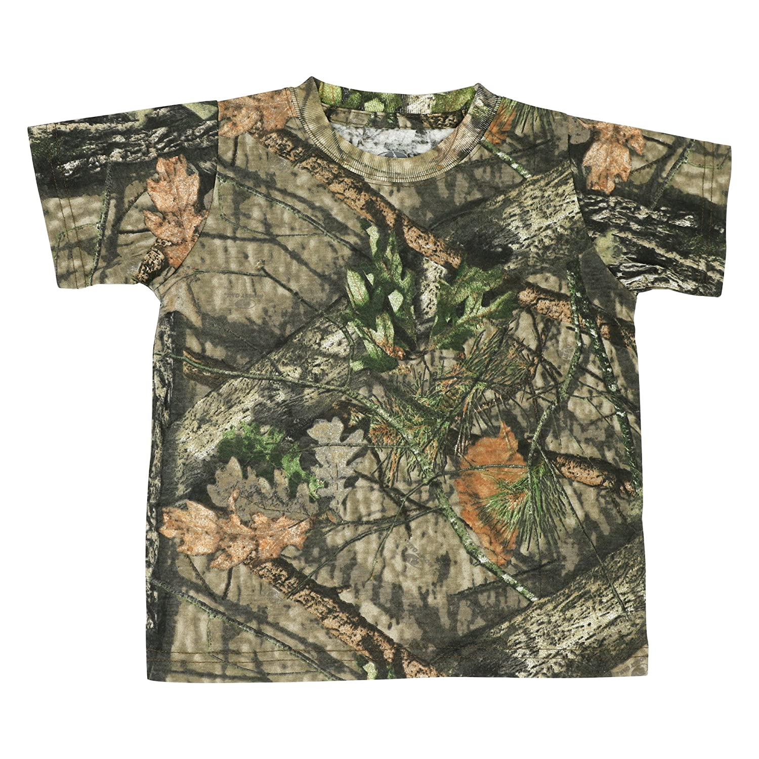 Mossy Oak Camo Toddler Short Sleeve Tee in Break-up Country