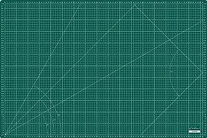 Base de corte 90x60 cm (A2).3mm de grosor en CENTÍMETROS y ...