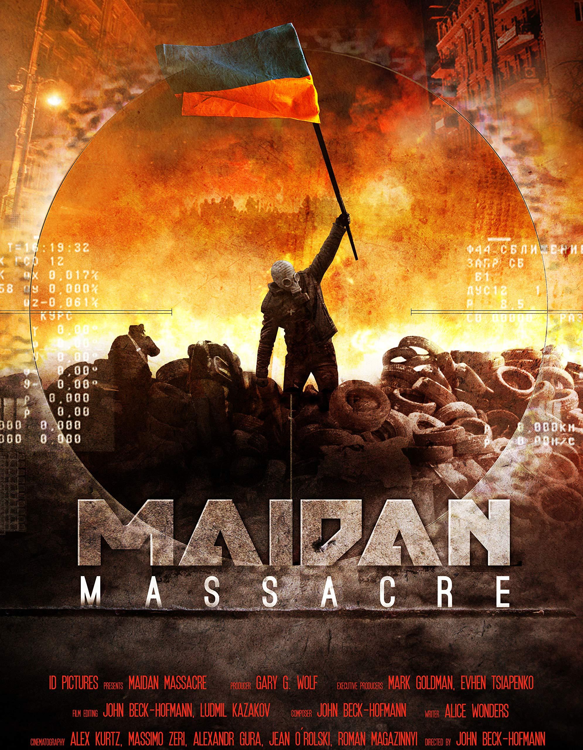 Maidan Massacre on Amazon Prime Video UK