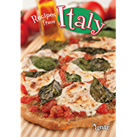 Recipes from Italy (Cooking Around the World)