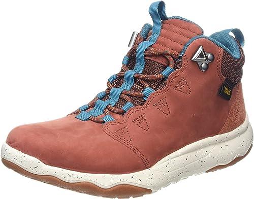 Teva Arrowood Lux Mid, Chaussures de Randonnée Hautes Homme