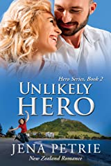 Unlikely Hero: A Heartwarming Friends to Lovers Stepfather Sports Romance (Hero Series Book 2) Kindle Edition
