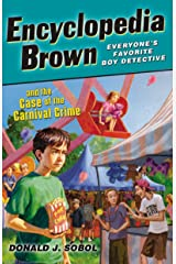 Encyclopedia Brown and the Case of the Carnival Crime Kindle Edition