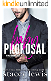 Baby Proposal (Winston Brothers Book 1)