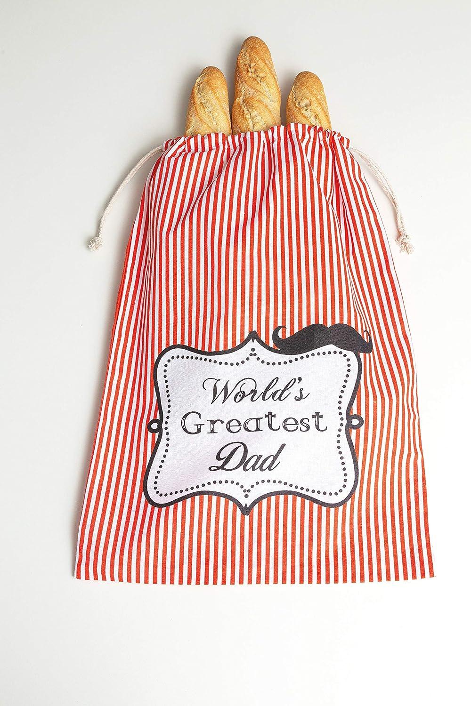 BH TEXTIL Bolsas de Pan algodón (Greatest): Amazon.es: Hogar
