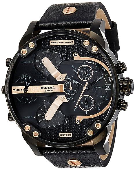 ec8720488111 Diesel DZ7350  Amazon.es  Relojes