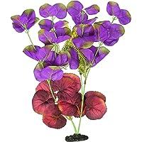 Marina PP124 Naturals Indigo/Red Moneywort Silk Plant, Large