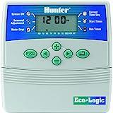 Hunter ELC-601i - Programador de riego, 6 estaciones, para interior