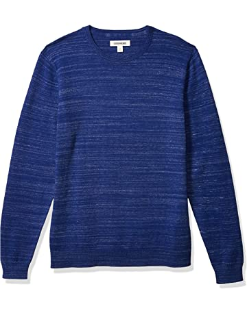 SIZE SMALL TO CLEAR ACRYLIC CREW NECK JUMPER PETER JAMES OF LONDON