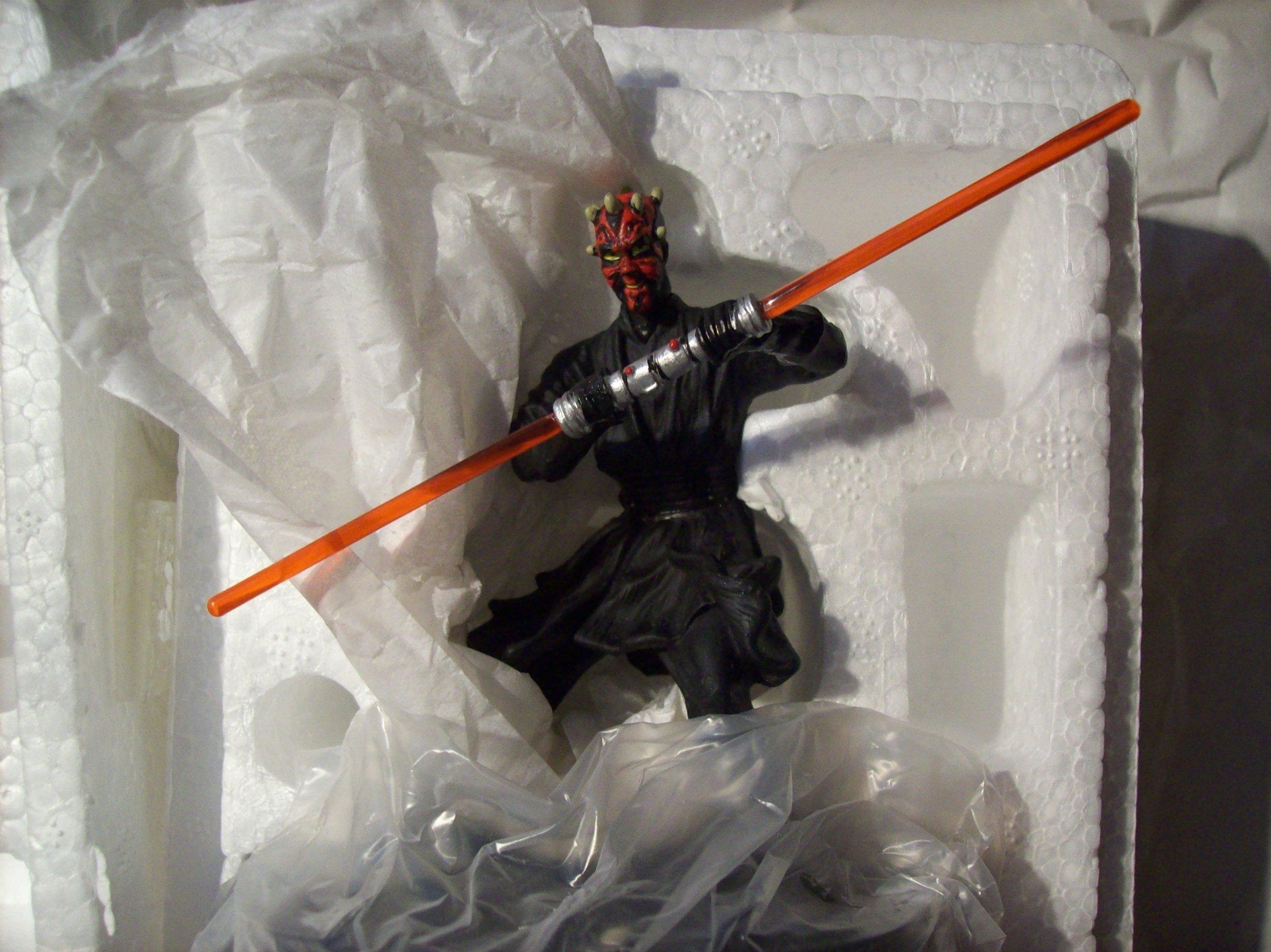 Darth Maul Resin Figurine