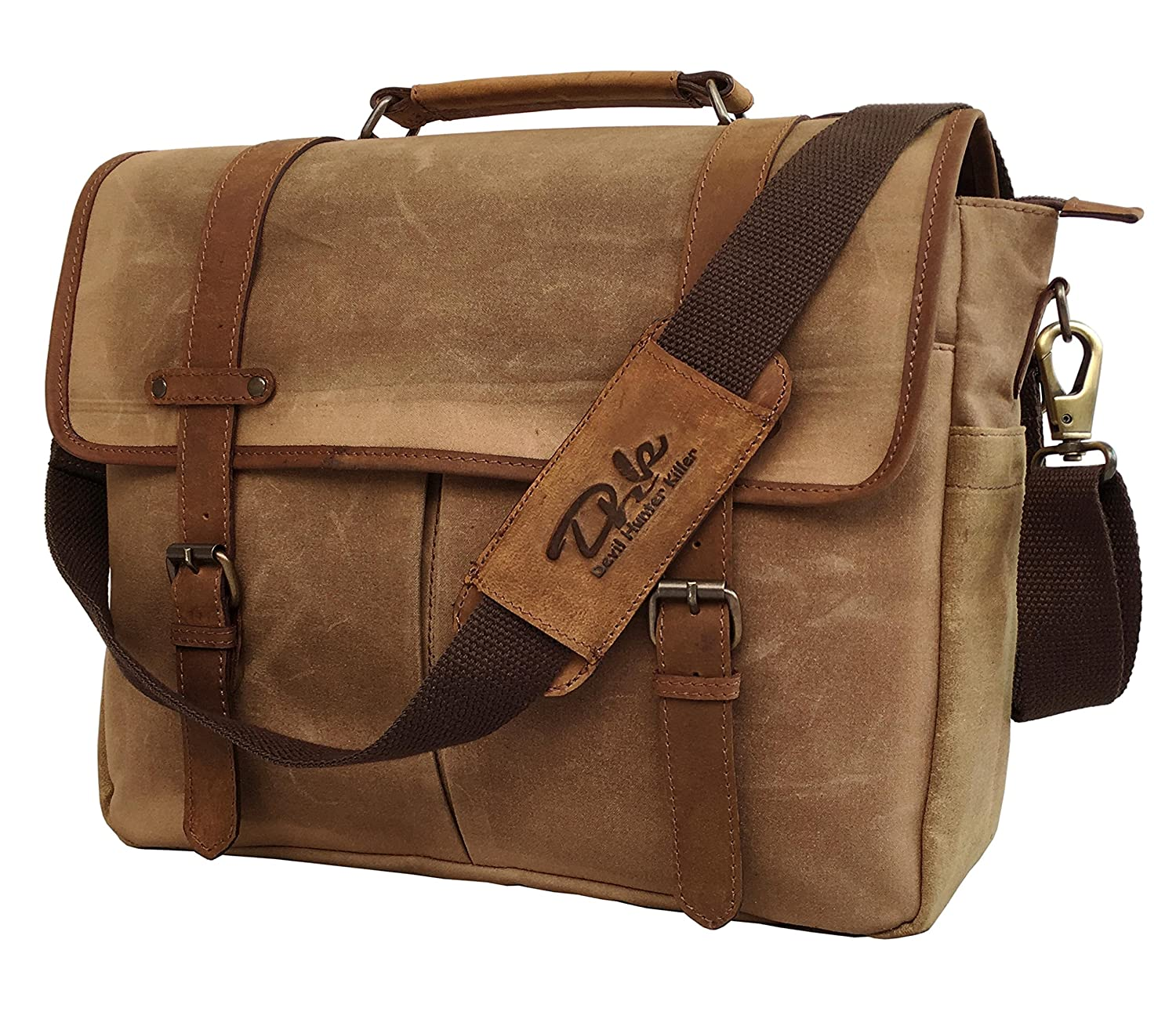 2088f7f651f Amazon.com  DHK Laptop Messenger Bag 17.6 Inch