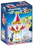 PLAYMOBIL 6688 - Zauberhafter Blütenturm mit Feen-Spieluhr und Twinkle