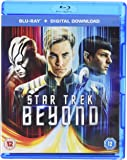 Star Trek Beyond (Blu-ray + Digital Download) [2016] [Region Free]