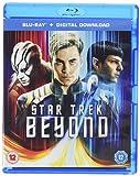 Star Trek Beyond (Blu-ray + Digital Download) [2016] [Region Free]