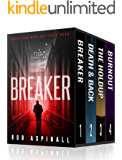 Charlie Cobb Series: Books 1-4: (Action-Packed Vigilante Crime Thrillers)