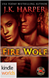 Dallas Fire & Rescue: Fire Wolf (Kindle Worlds Novella) (Black Mesa Wolves Book 7)