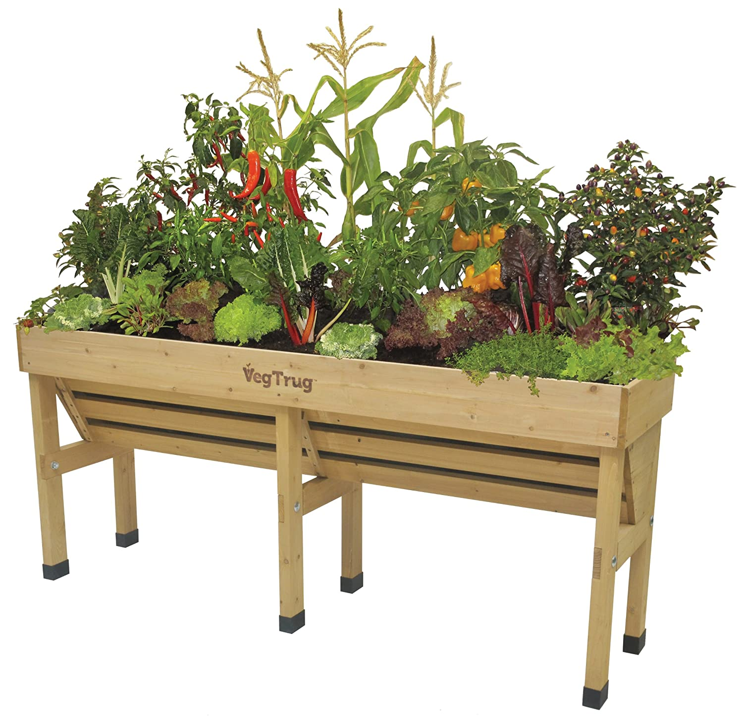 Amazon.com : VegTrug Wallhugger Raised Garden Planter : Garden U0026 Outdoor