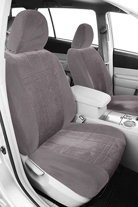 CalTrend Front Row Bucket Custom Fit Seat Cover For Select Toyota Prius Models