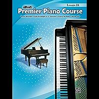Premier Piano Course: Lesson Book 2A book cover