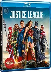 justice league - blu ray blu_ray Italian Import