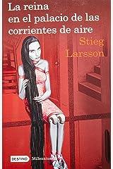La Reina en el Palacio de las Corrientes de Aire Paperback