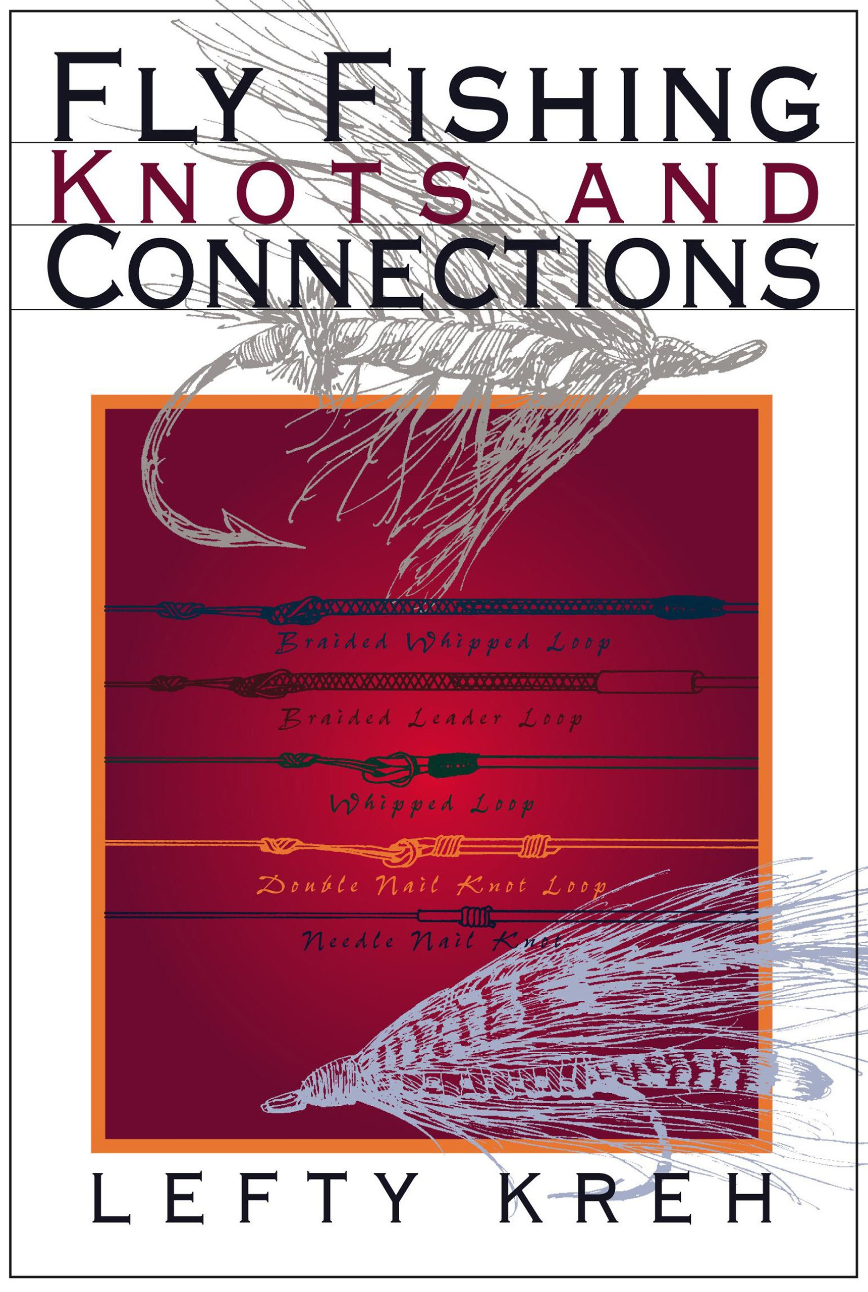 Fly Fishing Knots and Connections (Lefty's Little Library of Fly Fishing)