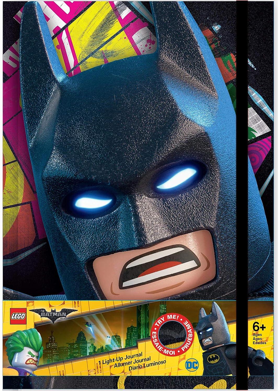 Batman - Agenda con luz (Lego 51736)