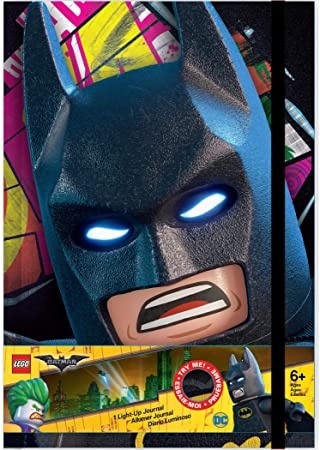 Batman - Agenda con luz (Lego 51736): LEGO: Amazon.es ...