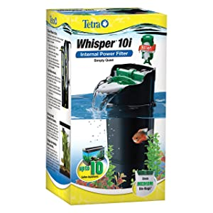 Tetra Whisper 10i internal power filter