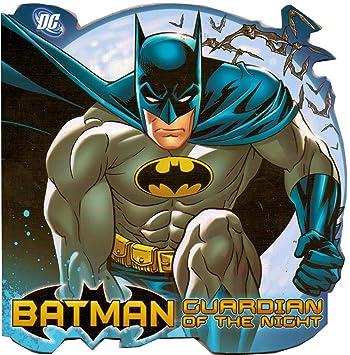9d92ada137 Amazon.com   DC Comics Batman® Shaped Board Book   Baby