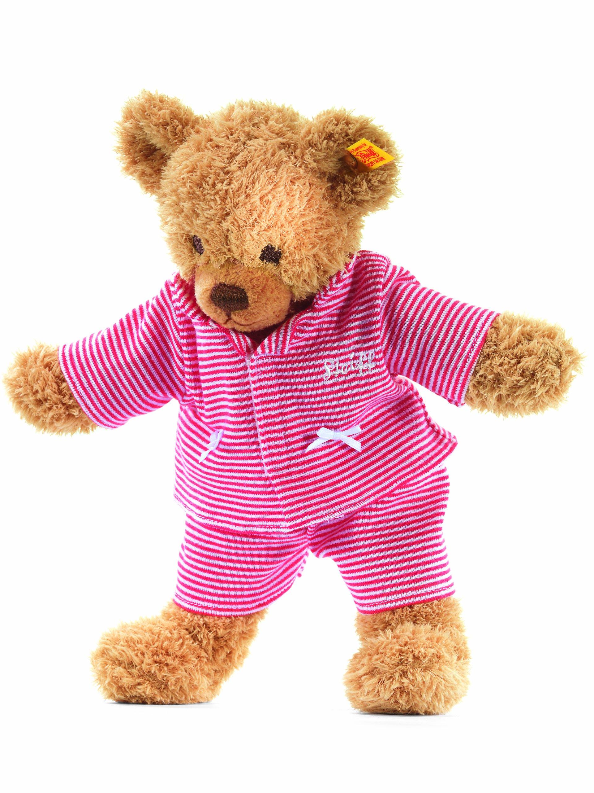 Steiff Sleep Well Bear (Red, 28cm)