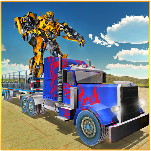 (X Ray Robot Transport Truck)