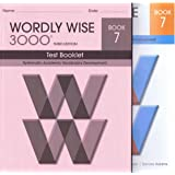 wordly wise 3000 book 12 3rd edition wordly wise amazon com books