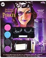 Halloween Fantasy Pirate Kit